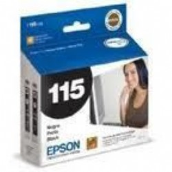 Cartucho Epson T115 (T115126) - Black - 22ml