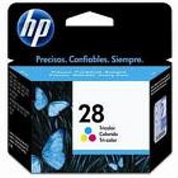 Cartucho HP 28 Color - C8728 - 8ml
