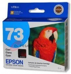 Cartucho Epson To73220 - Cyan - 5ml