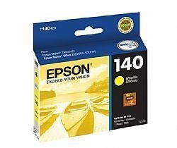 CARTUCHO EPSON T140 YELLOW